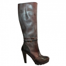 Boots 16401.2697 Black/Brown