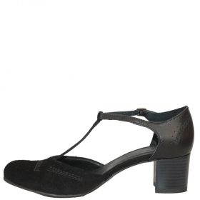 Shoes 13202.1964 Black suede