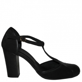 Shoes 13202.2662 Black suede