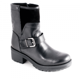 Ankle Boots 16336.7116 Black/Black velour
